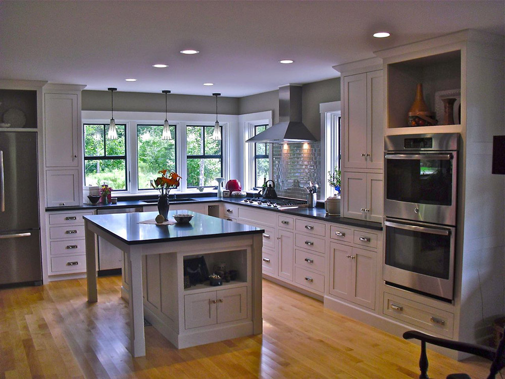 Shaker Inset Cabinetry