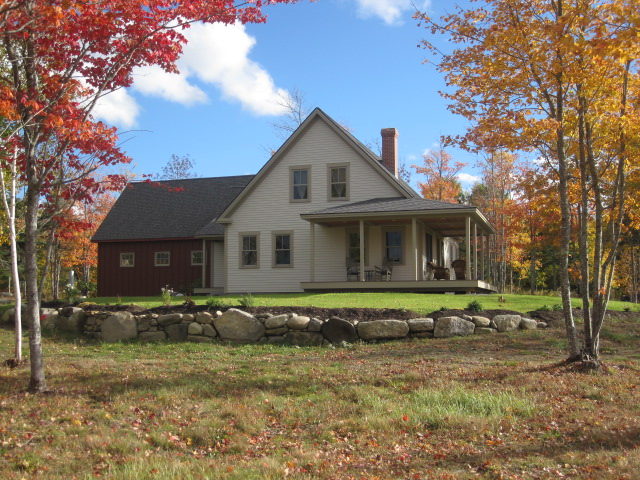 Greg Fitzpatrick Inc - Custom Home Builder - Contemporary Farmhouse and Barn