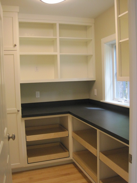 Pantry Cabinetry