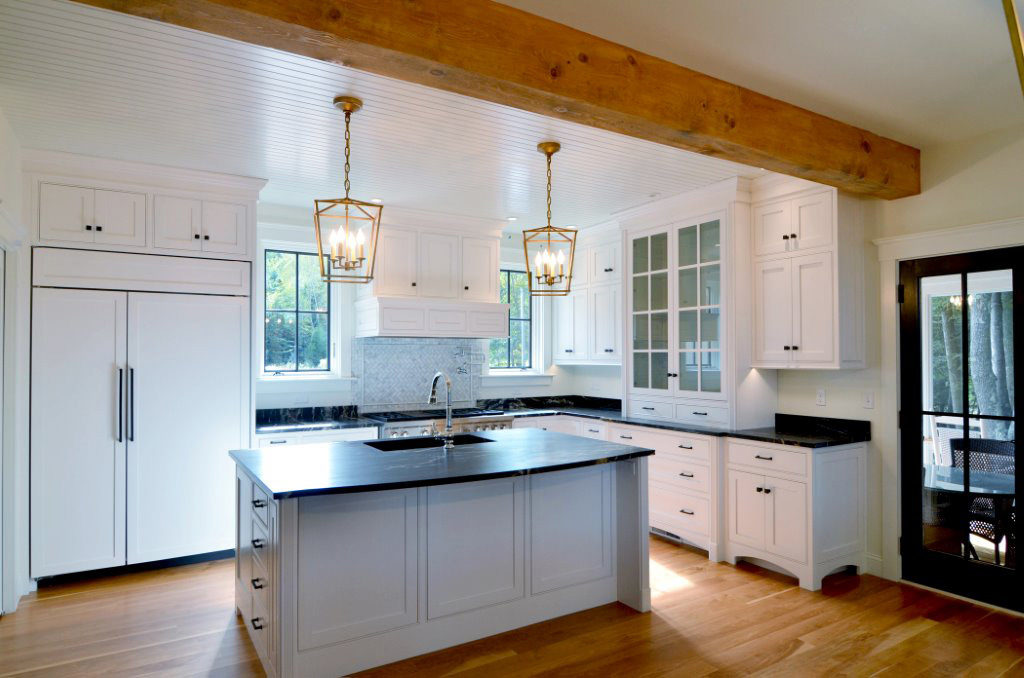 Greg Fitzpatrick Inc - Saltwater Farmhouse - Kitchen 2