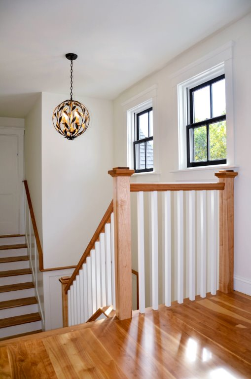 Greg Fitzpatrick Inc - Saltwater Farmhouse - Stairs
