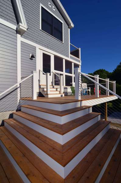 Seaside Deck