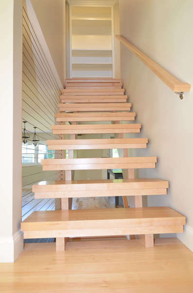Open Tread Stairs