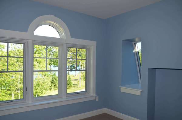 Arched Window Trim